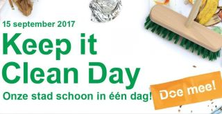 Keep it clean day - OBS Delfshaven