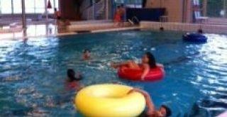 zwemfeest